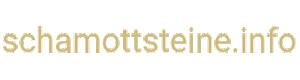 LOGO: schamottsteine.info